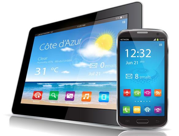 Warum ist die Optimierung für Handys und Tablets wichtig?