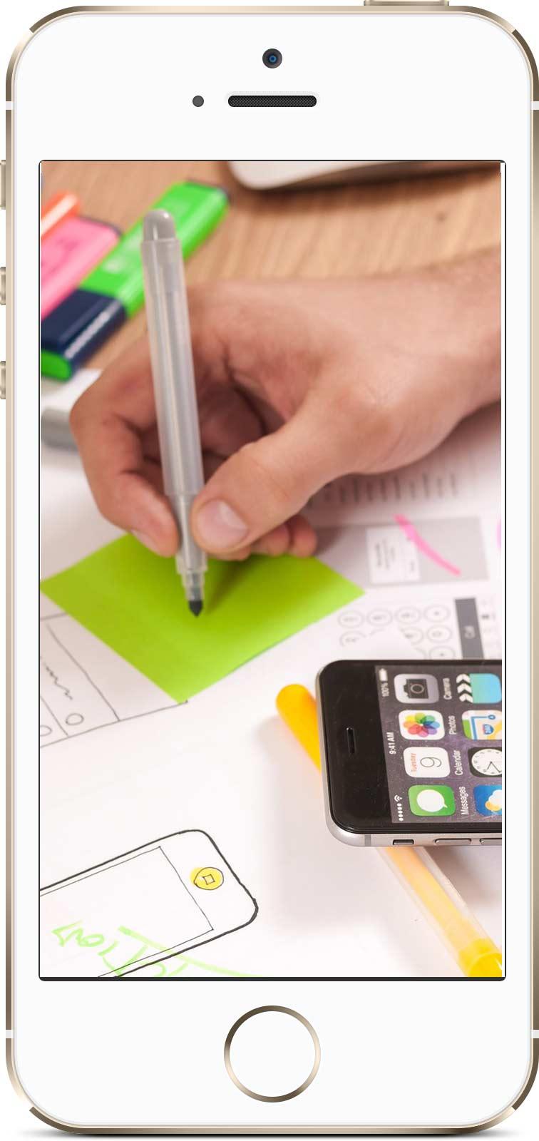 Webseite erstellen für Handy