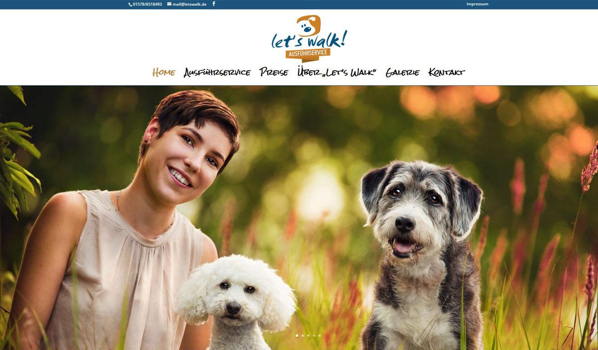 homepage Referenz