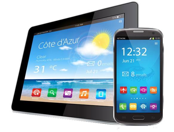optimiert mobile medien, Design Beispiele Kosten